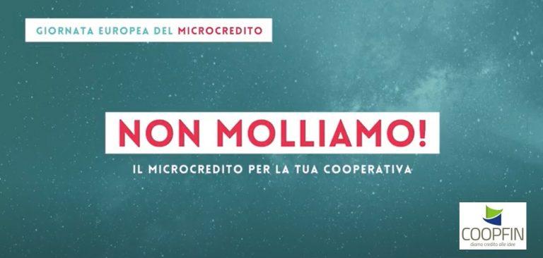 Video Coopfin per la Giornata Europea del Microcredito