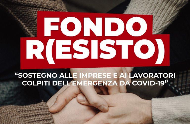 Fondo (R)ESISTO