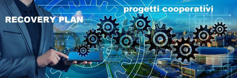 Recovey Plan e progetti cooperativi per la ripresa equa e sostenibile