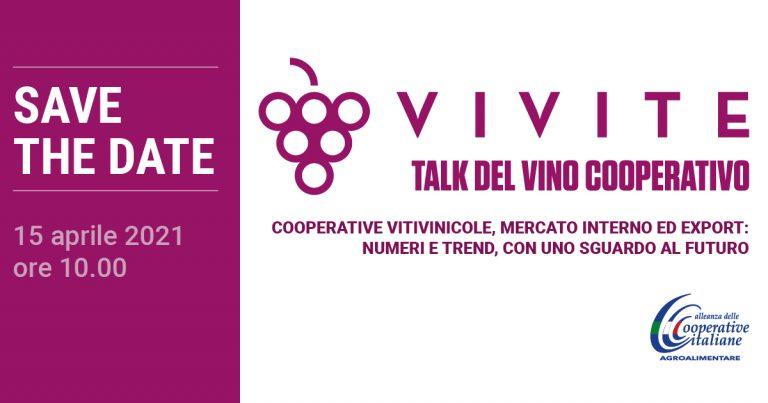 "Webinar ""VIVITE – Talk del vino cooperativo"""