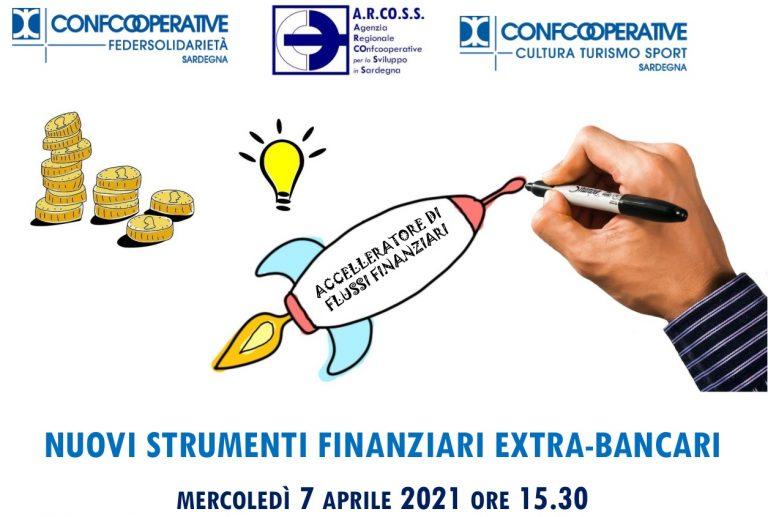 """Webinar """"Nuovi strumenti finanziari extra-bancari"""""""