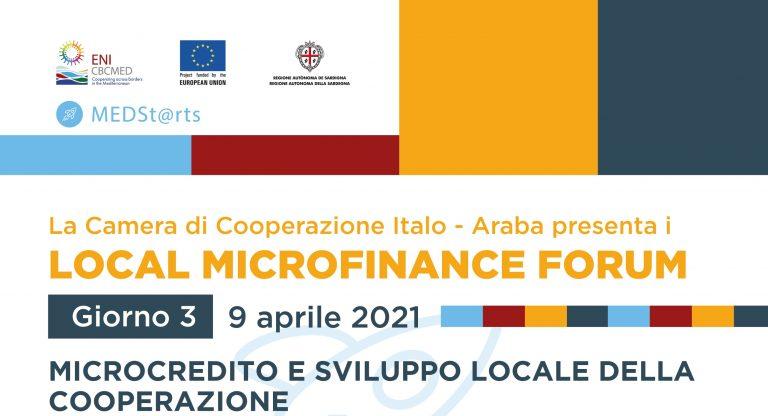 Intervento di COOPFIN a Forum su Microfinanza