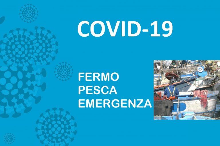 Avviso sostegno arresto temporaneo pesca emergenza Covid-19