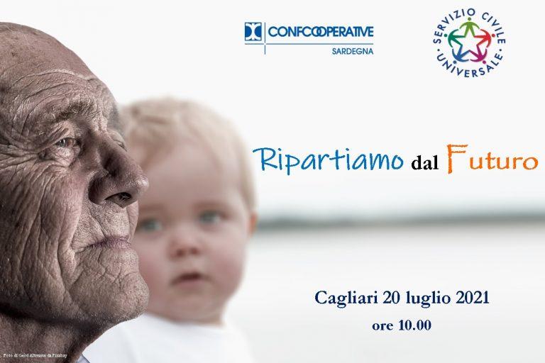 Evento lancio Servizio Civile Universale Confcooperative Sardegna