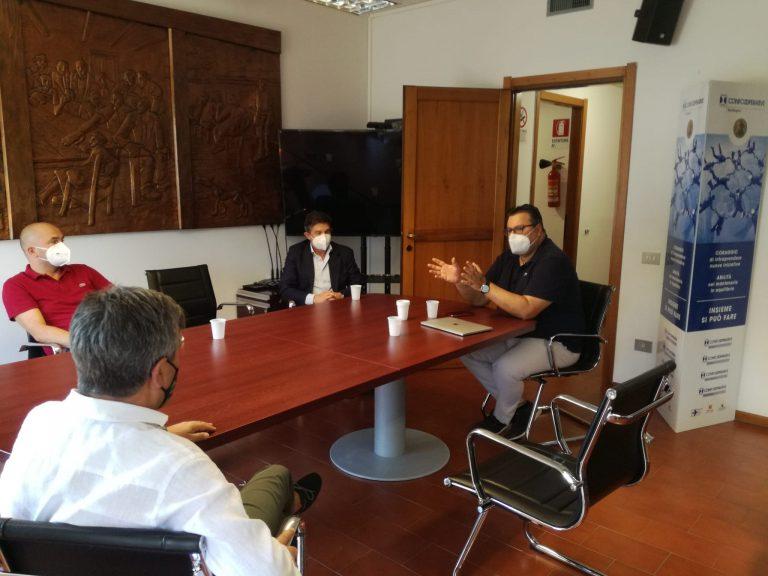 I vertici Confcooperative Sardegna incontrano la Cooperativa Kitzanos
