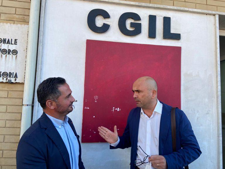 Confcooperative Sardegna esprime solidarietà alla CGIL